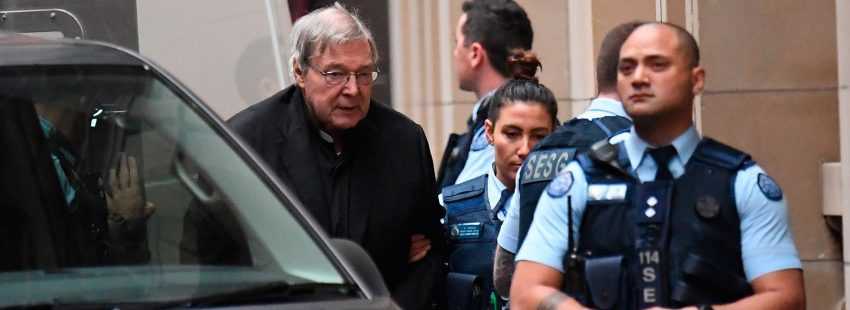 Cardenal George Pell, juicio por abusos Australia