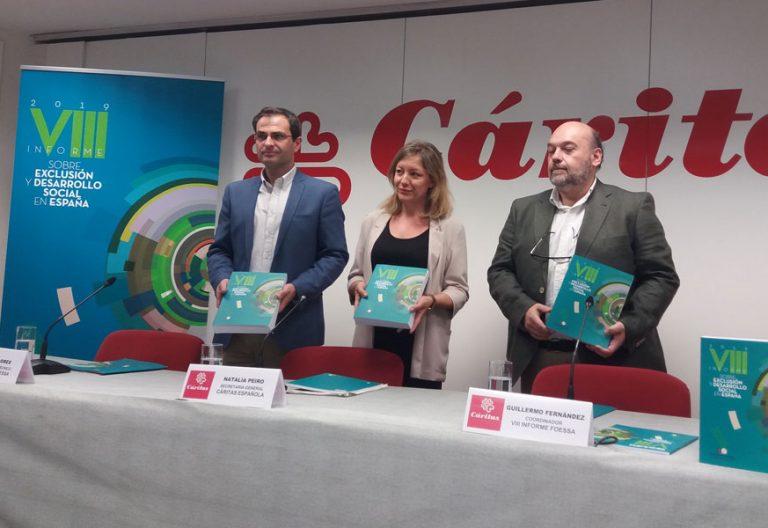 presentacion-viii informe-foessa 12 junio 2019