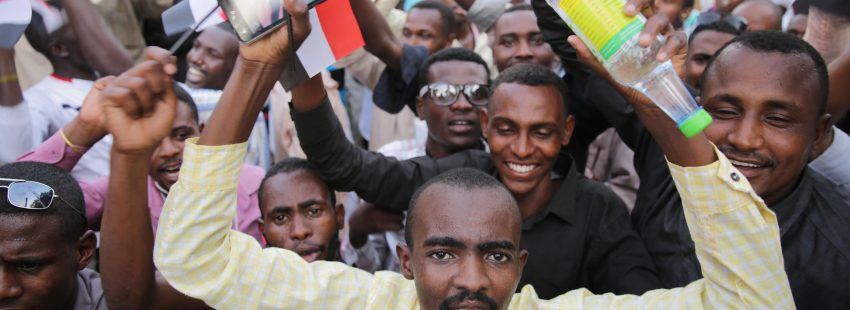 Protests in support of Sudan's TMC held in Khartoum