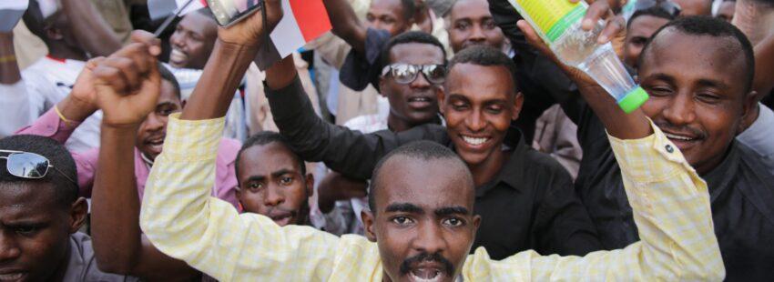 Protests in support of Sudan's TMC held in Khartoum