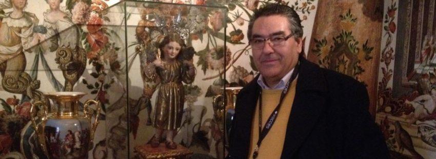 El sacerdote Antonio Díaz Tortajada