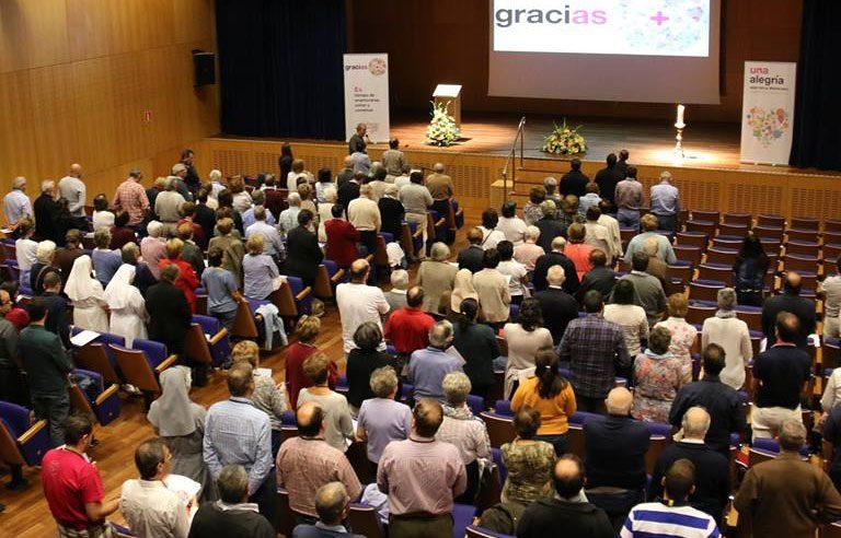 Asamblea diocesana de Salamanca