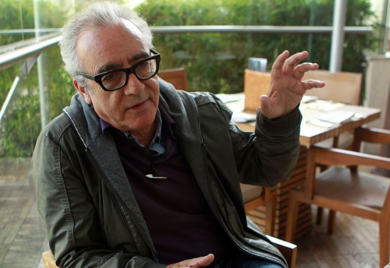El novelista Juan José Millás