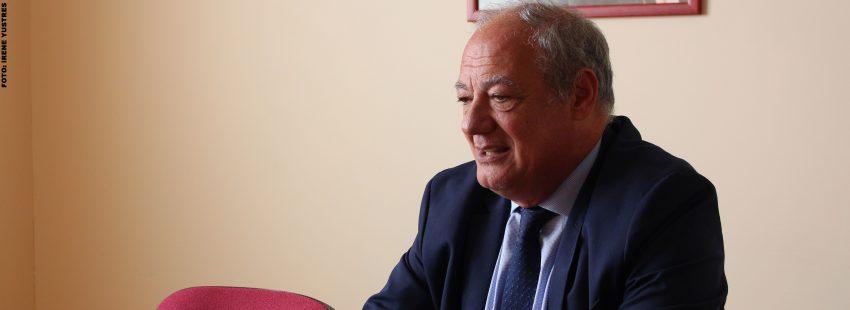 José María del Corral, presidente de Scholas Occurrentes