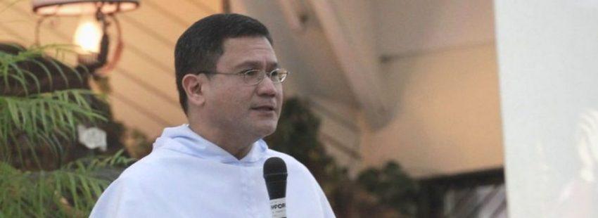 fray Gerard timoner nuevo maestro orden de predicadores desde el 13 de julio de 2019