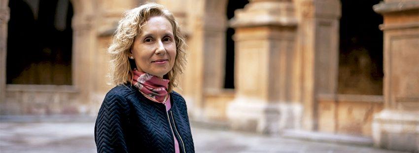Mirian Cortes Diéguez, rectora de la UPSA
