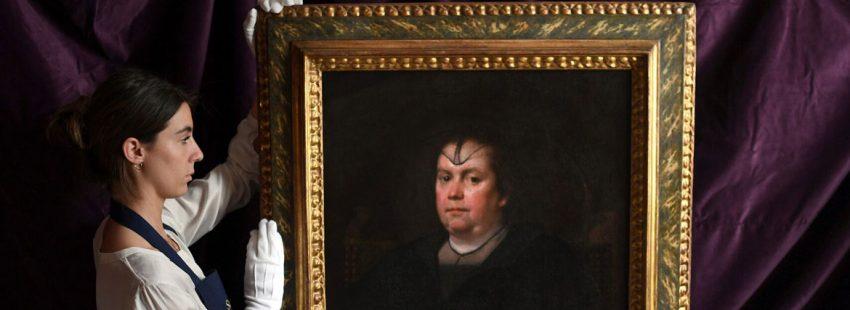 papisa-retrato-velazquez-donna-olimpia vendido en sotheby's en junio de 2019 por 2,8 millones de euros