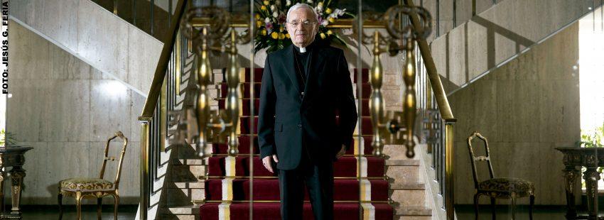 Renzo Fratini, nuncio en España
