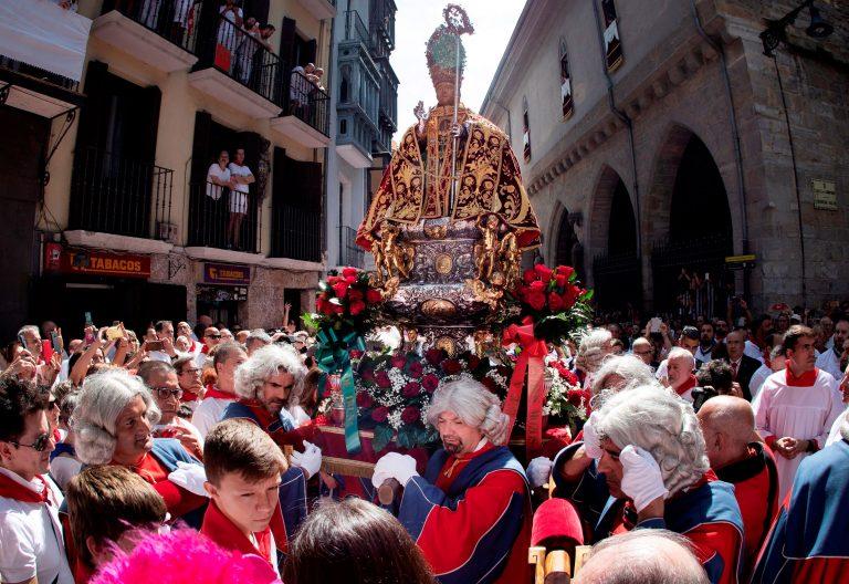 Procesión San Fermín
