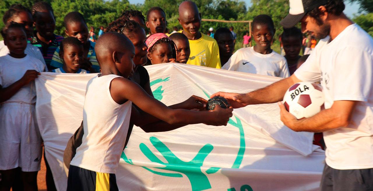Scholas Ocurrentes Mozambique