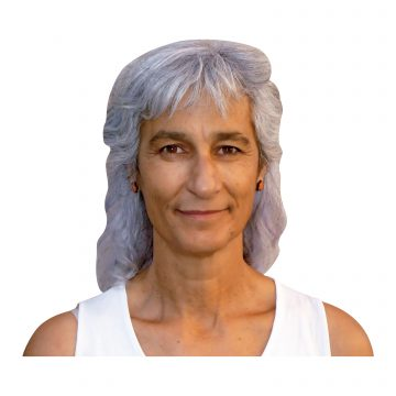 Teresa García, responsable de Difusión de la HOAC