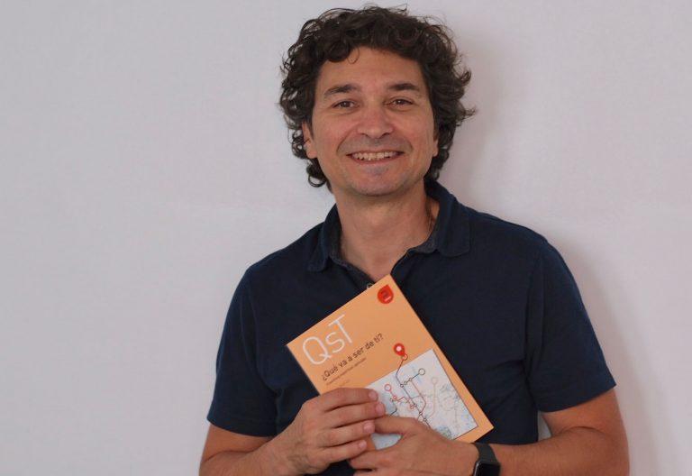 Juan Bellido, 'coach' y psicólogo
