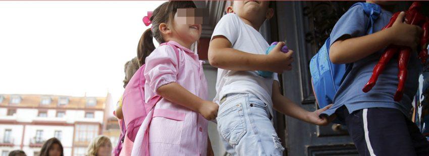 niños colegios escuela