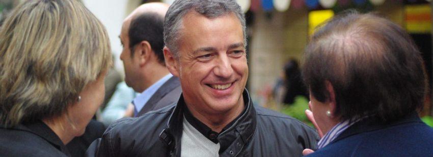 Íñigo Urkullu, en una imagen de archivo