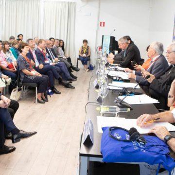 Encuentro Sant'Egido por la Paz en Madrid 2019. Mesa sobre América Latina