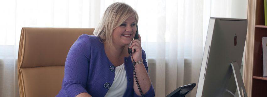 Catalina Hoffmann, empresaria y terapeuta