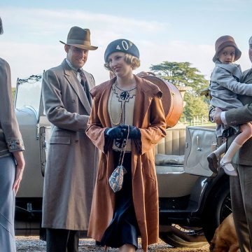 Fotograma de 'Downton Abbey'