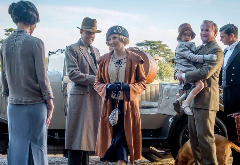 Fotograma de 'Downton Abbey'