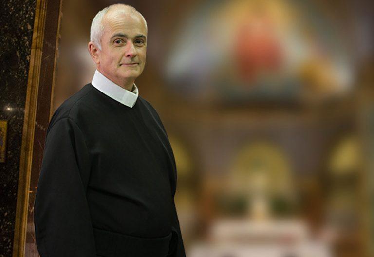 Michael Brehl, superior general de los Misioneros Redentoristas