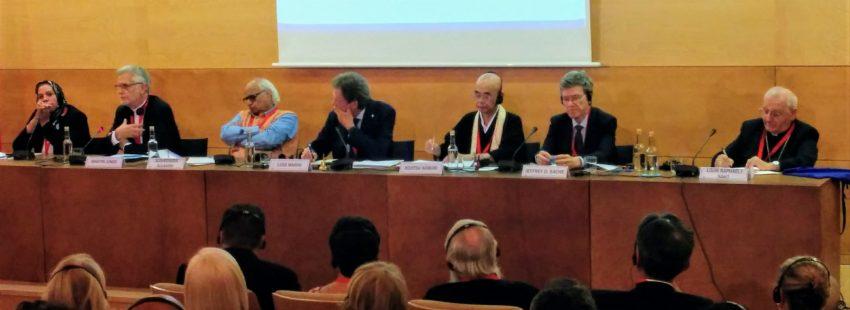 Mesa redonda de Sant'Egidio sobre 'Desarme y no violencia'