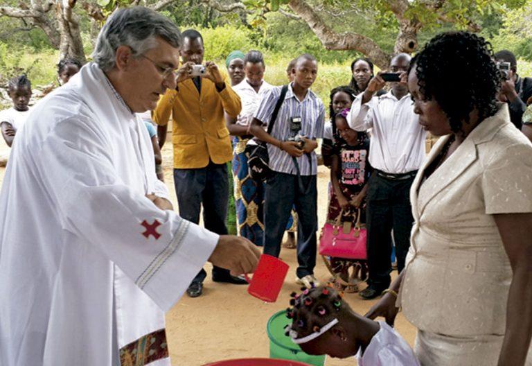 Alberto Vera, obispo de Nacala (Mozambique)