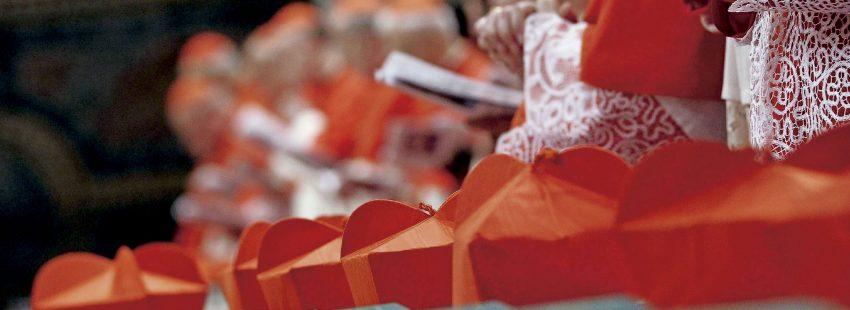 cardenales capelo birreta