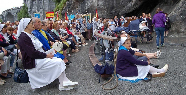 Los 2 consejos del papa Francisco a los peregrinos de Lourdes - Revista Vida Nueva