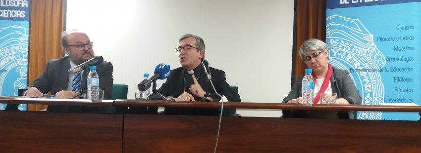 luis arguello carlos esteban inmaculada florido en curso para profespotres de relugion madrid septiembre 2019