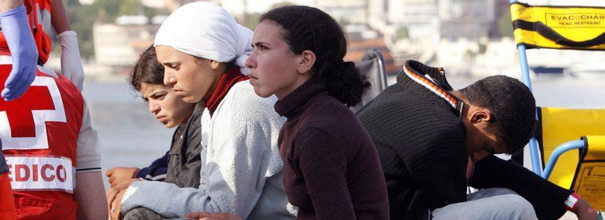 migrantes andalucia