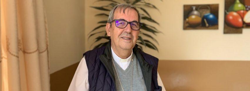 Rafael Cob, obispo del vicariato de Puyo