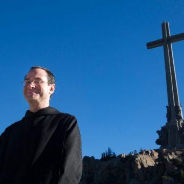 El prior del Valle de los Caídos, Santiago Cantera