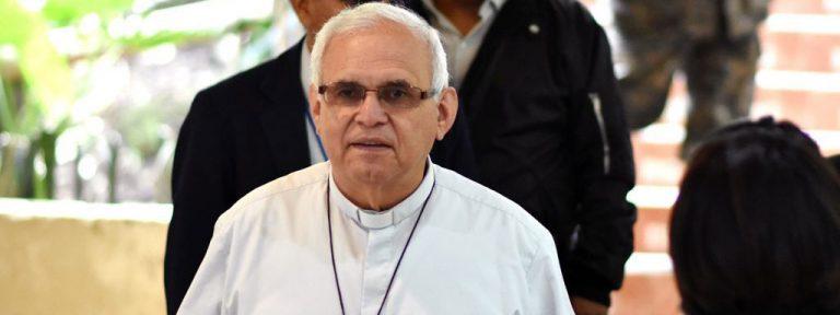 El cardenal de Guatemala Álvaro Ramazzini
