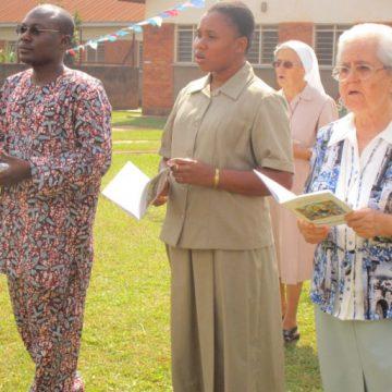 Antonia Sánchez Morocho, misionera comboniana en Uganda
