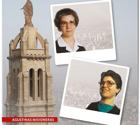 Portada Carisma Agustinas Misioneras