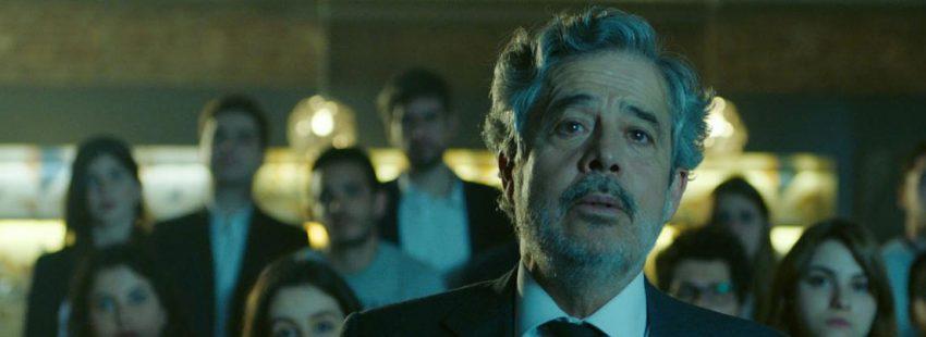 El actor Carlos Iglesias