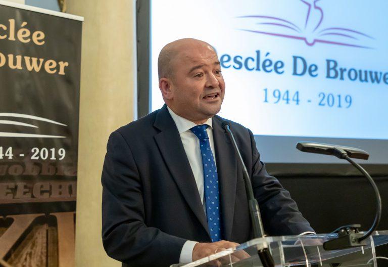 Javier Gogeaskoetxea, consejero delegado de DDB