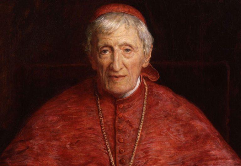 Cardenal John Henry Newman, nuevo santo