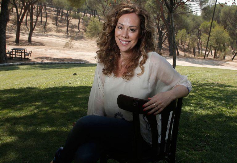La periodista Raquel Martos