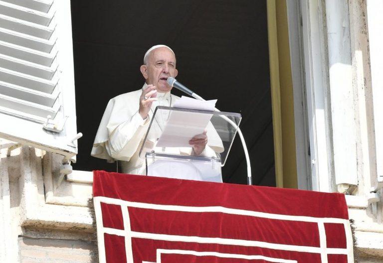 angelus papa francisco domingo mundial de las misiones octubre 2019 rc