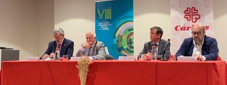 Cáritas Madrid presenta el Informe FOESSA