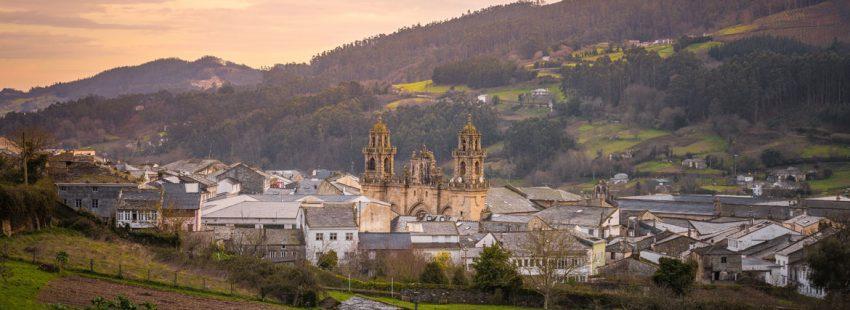 catedral de la asunción, en la diócesis de Mondoñedo-Ferrol