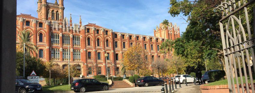 Colegio Sant Ignasi de Sarriá