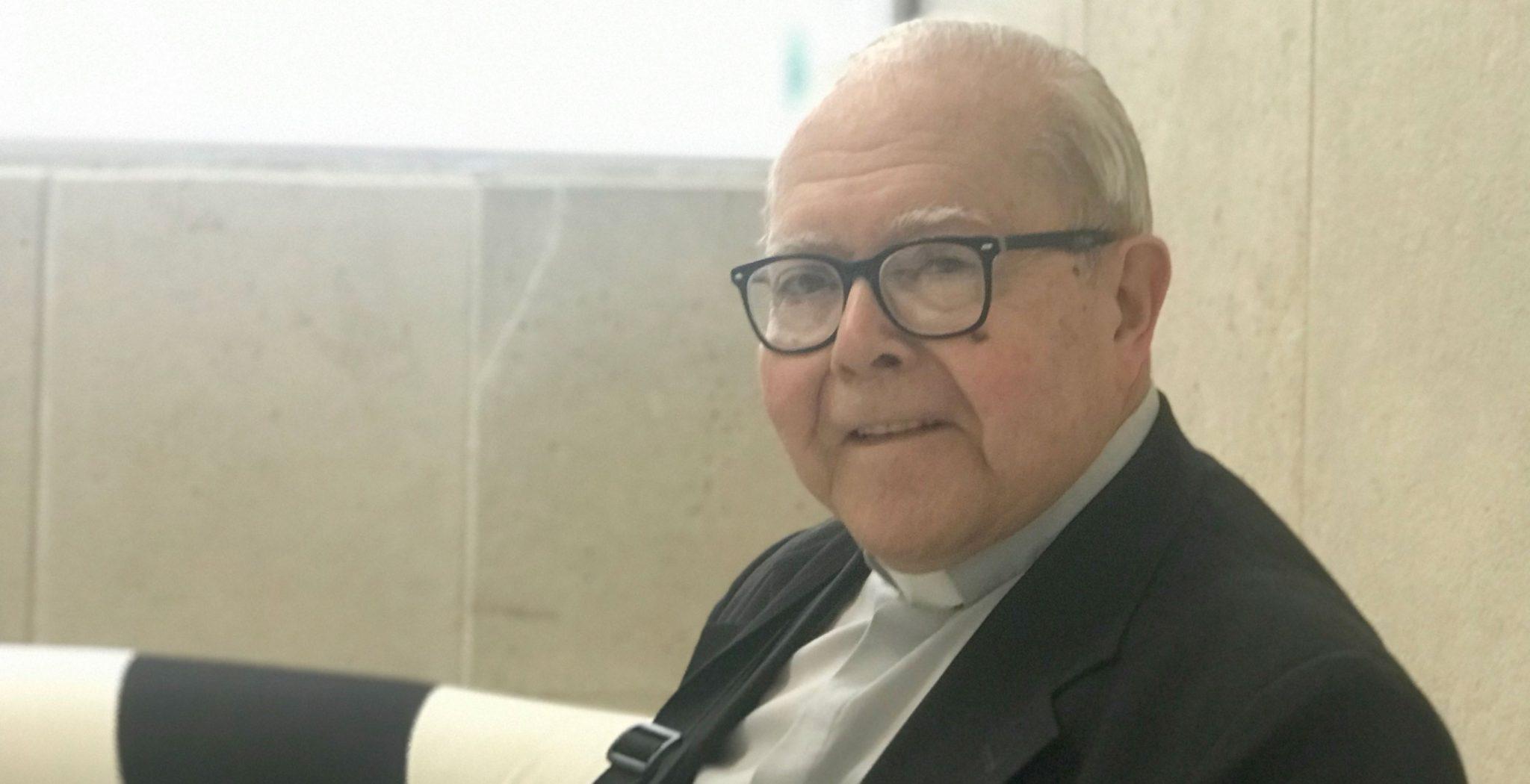 Juan Carlos Scannone, teólogo jesuita argentino