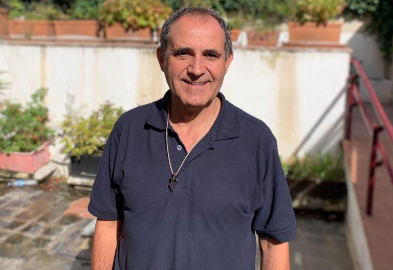Miguel Ángel Bombín, misionero orionista español en Venezuela