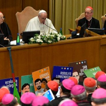 El papa Francisco, en la apertura del Sínodo sobre la Amazonía
