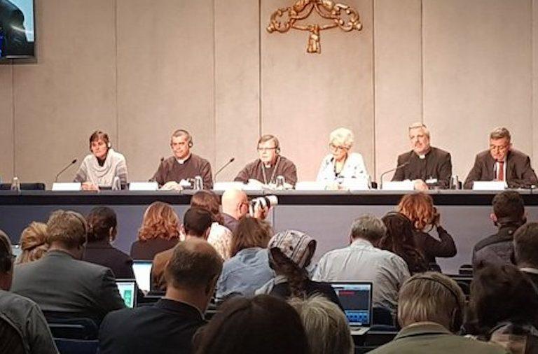 rueda de prensa sinodo