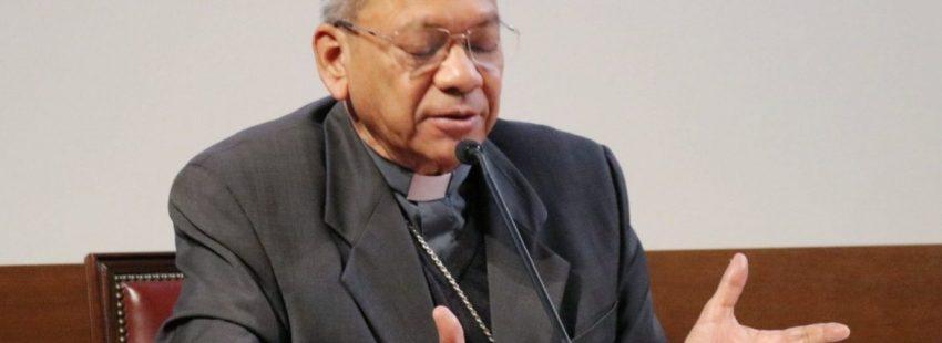 Felix Anthony Machado, arzobispo indio de Vasai