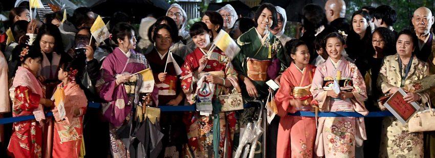 Papa en Japón