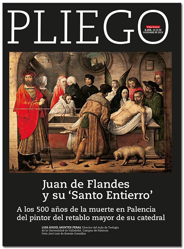 Juan de Flandes y su 'Santo Entierro' - Revista Vida Nueva