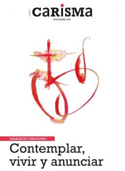 Portada Carisma Sagrados Corazones